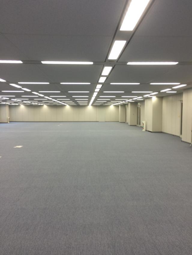 品川グランドセントラルタワーの内装