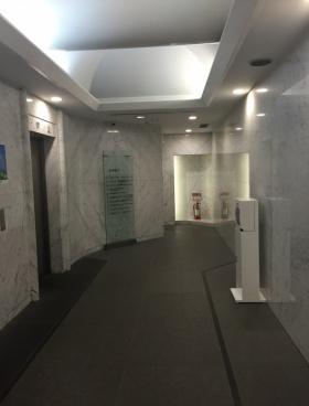 NK真和ビルの内装