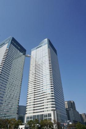 晴海アイランドトリトンスクエアX棟の外観写真
