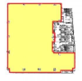 オリックス芝2丁目ビル:基準階図面
