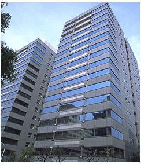 興和西新橋B棟ビルの外観写真