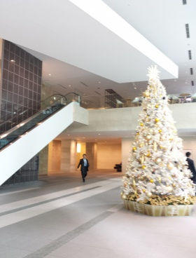 コンカード横浜の内装
