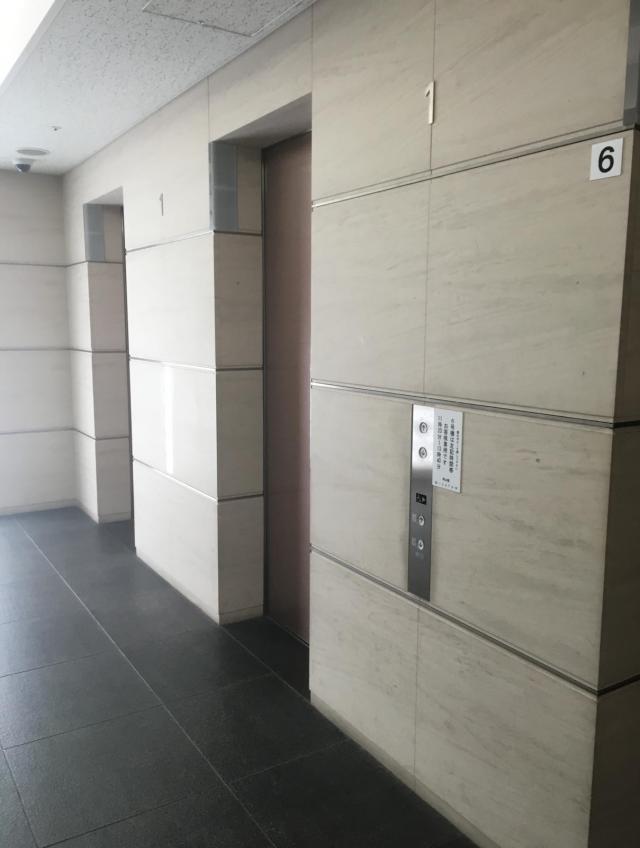 青山ライズスクエアの内装