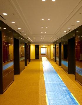 紀尾井町ビルの内装