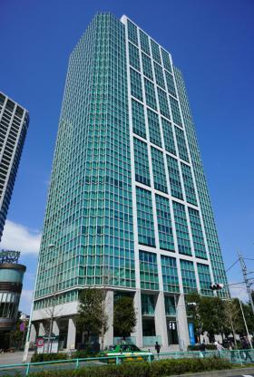 NBFプラチナタワーの外観写真