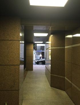 日比谷パークビルの内装