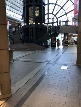 シーフォートスクエア/センタービルの内装
