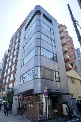 新井ビルの外観写真