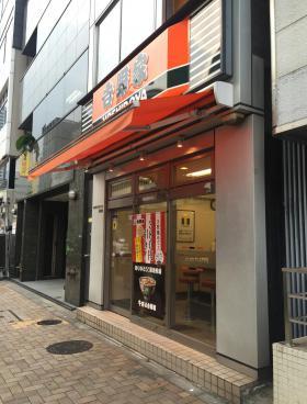 木村実業第3ビルのエントランス
