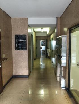 小浦第一ビルの内装
