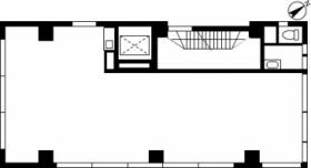 兜町第2ビル:基準階図面