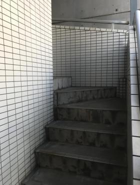 長谷川ビルの内装