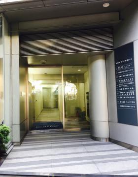 KDX新日本橋ビルの内装