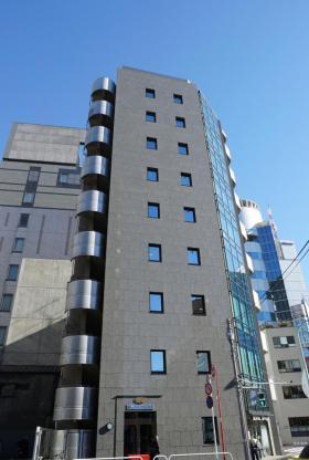 HKパークビルⅠの外観写真