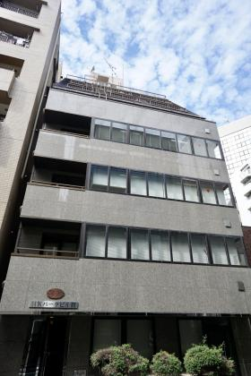 HKパークⅢビルの外観写真