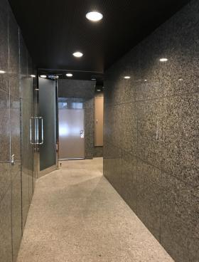 HKパークⅢビルの内装