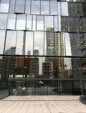 新宿イーストサイドスクエアの内装