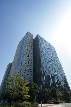 新宿イーストサイドスクエアの外観写真