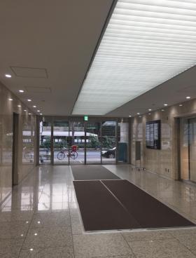 新日石ビルの内装