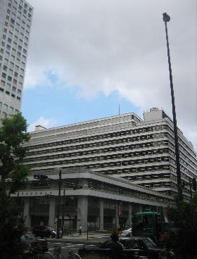 日本ビルの外観写真