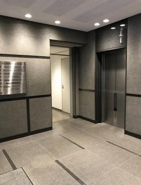 東八重洲シティビルの内装