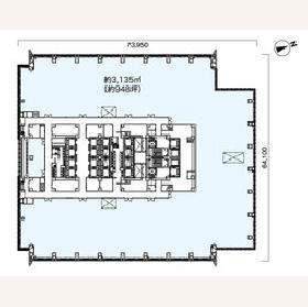 丸の内永楽ビル:基準階図面
