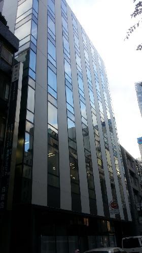 西鉄日本橋ビルの外観写真