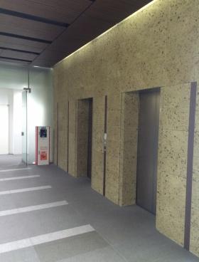 西鉄日本橋ビルの内装