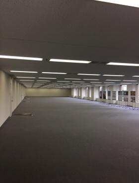 小田急第一生命ビルの内装