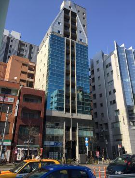 日本橋Tビルの外観写真