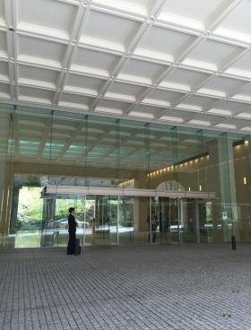 ガーデンシティ品川御殿山の内装