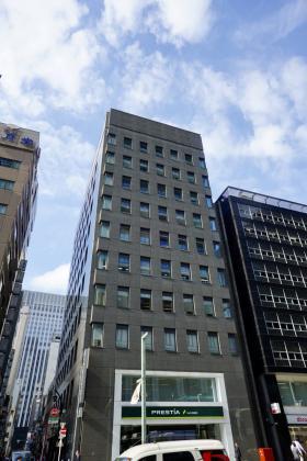日本橋加藤ビルディングの外観写真
