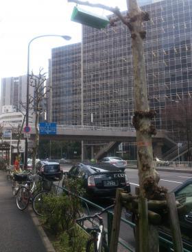 東京倶楽部ビルディングの内装