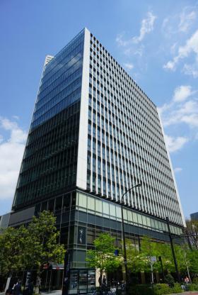 東京倶楽部ビルディングの外観写真