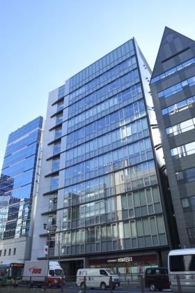麹町フロントビルの外観写真