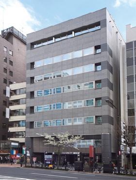 JPR市ヶ谷ビルの外観写真