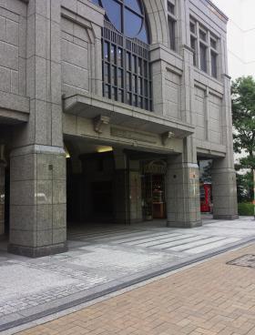 アクロス新川ビルの内装