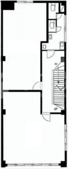 第1正明ビル:基準階図面