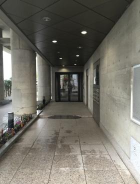 九段アイレックスビルの内装