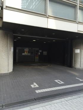 兼松ビルディング別館の内装