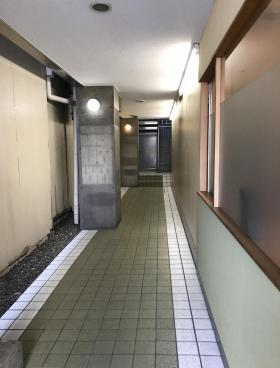 東京モリスビル第2の内装