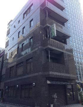 京橋昌平ビルの外観写真