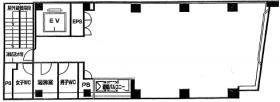 日本橋室町ビル:基準階図面