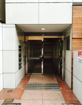 朝日第3ビルの内装