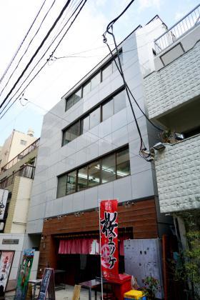 朝日第3ビルの外観写真