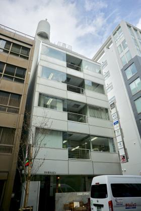 日本橋内山ビルの外観写真