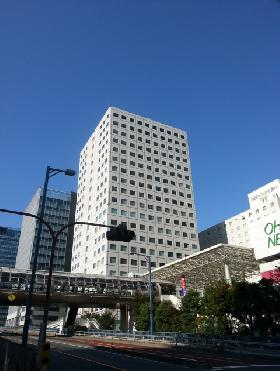 TOC大崎ビルの外観写真