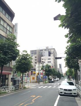 八重洲鈴木ビルの内装