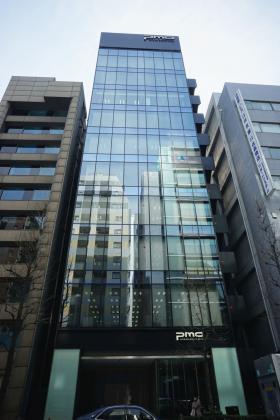 PMO日本橋大伝馬町ビルの外観写真