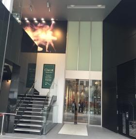 ラウンドクロス新宿の内装